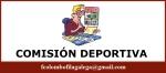 Comisión deportiva 2014