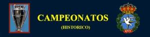 FEDERACION ESPAÑOLLA CAMPEONATOS HISTORICO