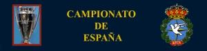 FEDERACION ESPAÑOLLA CAMPEONATOS